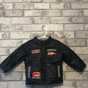 Lightening McQueen Jacket Size 12-18 Months